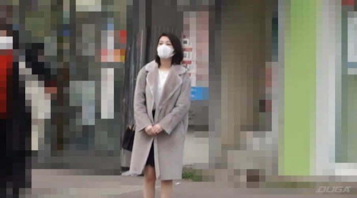 実録 電車痴漢映像 #002-00001