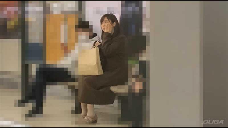 実録 電車痴漢映像 #007-001