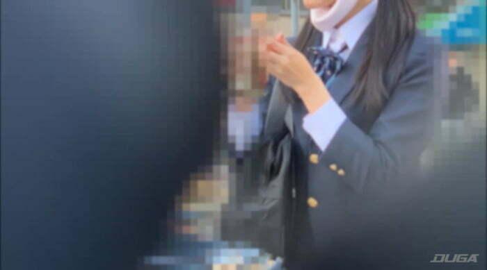 実録 電車痴漢映像 #008-00001