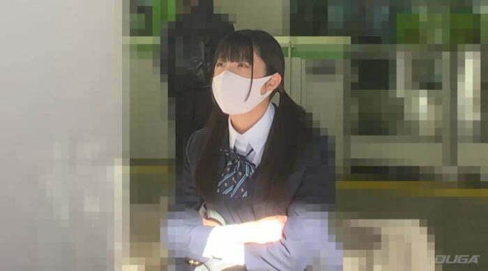 実録 電車痴漢映像 #008-00002